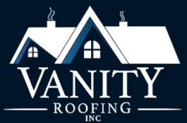 vanity roofing footer logo