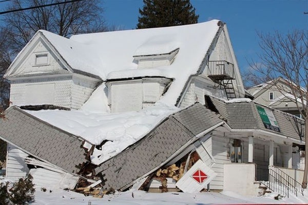ottawa roof snow and ice dam removal